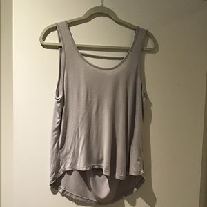 Rese Sarah tank top in silver